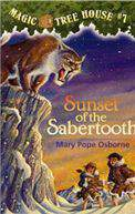 Magic Tree House 7 Sunset Of The Saber tooth