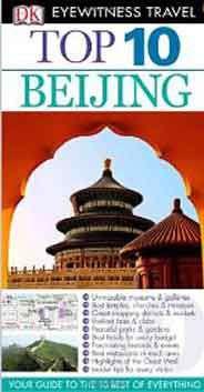 DK Eyewitness Top 10 Travel Guide Beijing