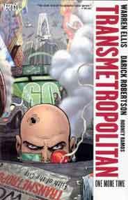 Transmetropolitan Volume 10