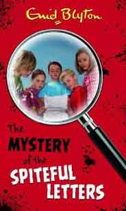 Enid Blyton: The Mystery Of The Spiteful Letters No. 4