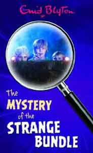 Enid Blyton: The Mystery Of The Strange Bundle # 10