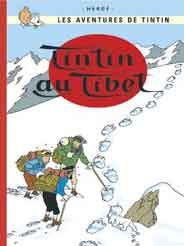 The Adventures Of Tintin Tintin In Tibet