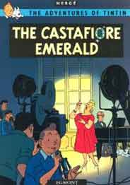 The Adventures Of Tintin The Castafiore Emerld