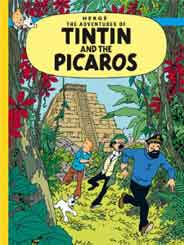 The Adventures Of Tintin Tintin And The Picaros