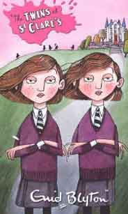 Enid Blyton: The Twins At St Clares # 1