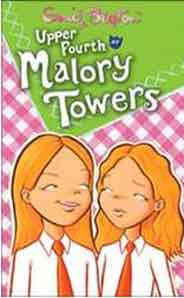 Eind Blyton Upper Fourth At Malory Towers 4