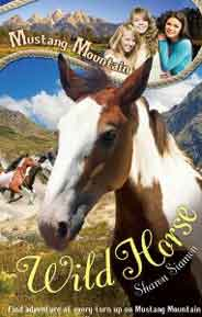 Wild Horse Mustang Mountain