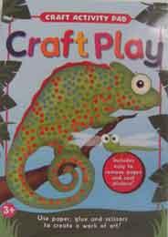 Craft Activity Pad: Craft PlayChameleon