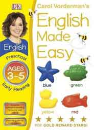 English Made Easy Preschool Early Reading Ages 35