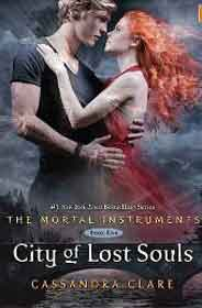 City of Lost Souls The Mortal Instruments Book 5