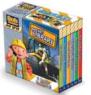 Bob The Builder: Pocket Library     Small Box