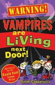 Warning Vampires Are Living Next Door