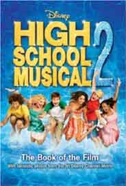 Disney High School Musical 2 Disney Book of the Film