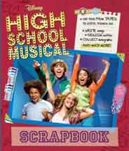 Disney High School Musical Scrapbook
