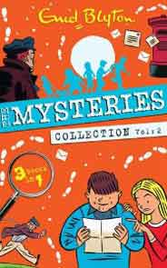 Enid Blyton Mystery Collection 3 Books in 1 Volume 2