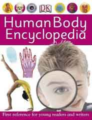 Human Body Encyclopedia First Reference For Young Reader and Writers