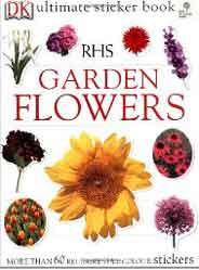 RHS Garden Flowers Ultimate Sticker Book -