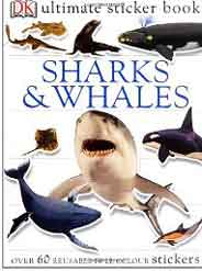 Sharks & Whales Ultimate Sticker Book