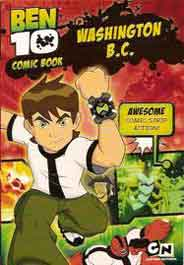 Ben 10 Washington