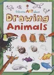 Drawing Animals Art Ideas Usborne Art Ideas Spiralbound