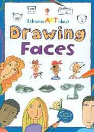 Drawing Faces Art Ideas Usborne Art Ideas Spiralbound
