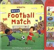 Noisy Football Match -