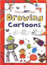 Drawing Cartoons Usborne Art Ideas