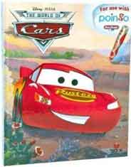 Poingo Storybook: The World of Cars (Poingo Storybook: The World of Cars)