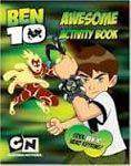 Ben 10 Activity With Keyring