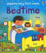 Very First Words: Bedtime Usborne Very First Words