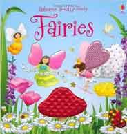 Usborne Touchy Feely Fairies Board Book