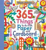 365 Things to Do with Paper and Cardboard Usborne Activity Books