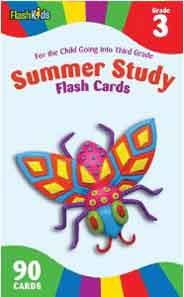 Super Study Flash Cards Grade 3 Box