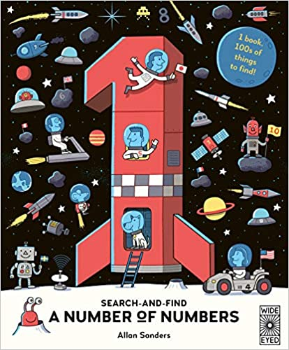 Search and Find A Number of Numbers (Search & Find)