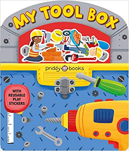 Stick and Play: My Toolbox (Magic Sticker Play and Learn)