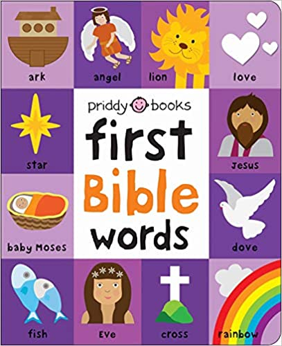 First 100: First 100 Bible Words Padded