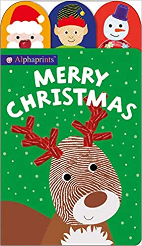 Alphaprints: Merry Christmas