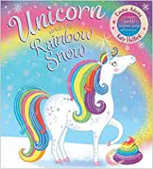 Unicorn and the Rainbow Snow