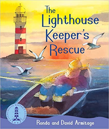 The Lighthouse Keeper's Rescue: 1