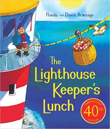 The Lighthouse Keeper's Lunch: 1