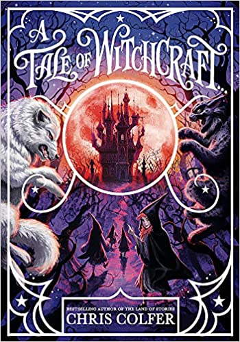 A Tale of Witchcraft - Hardcover