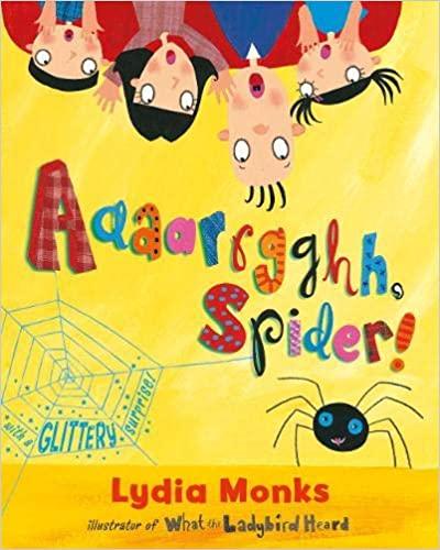 Aaaarrgghh Spider - Paperback