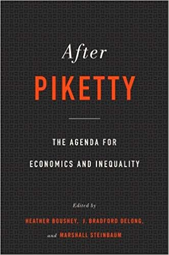After Piketty: The Agenda for Economics and Inequality - Hardcover