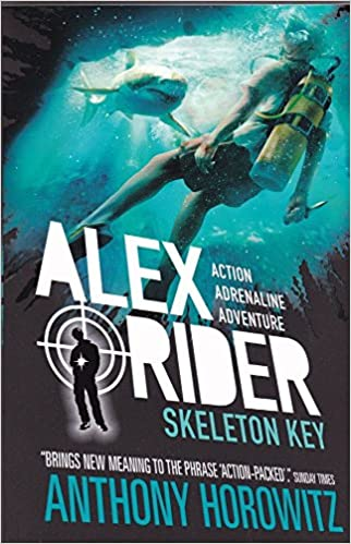 Alex Rider Mission 3: Skeleton Key - Paperback