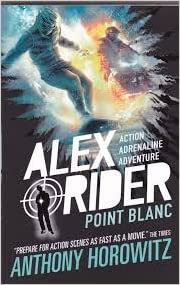 Alex Rider Mission : Point Blank - (PB)