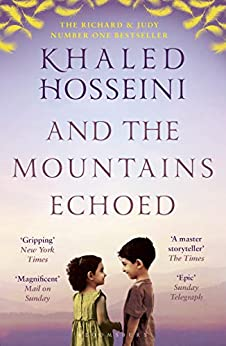 And the Mountains Echoed - Paperback