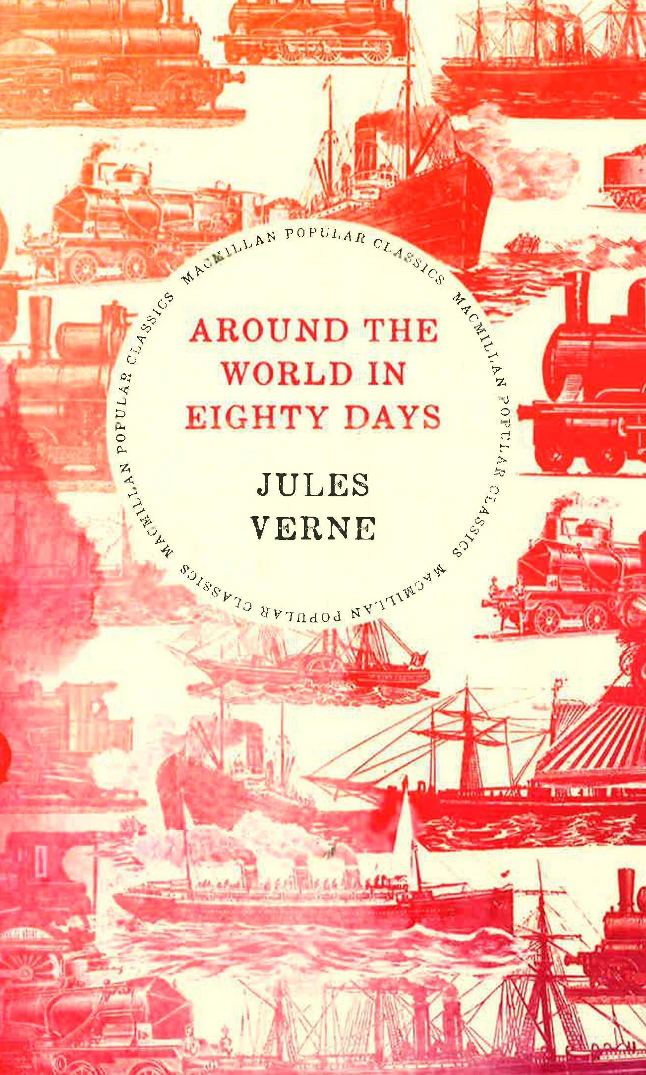 Around the World in Eighty Days - (PB)