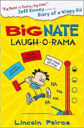 Big Nate: Laugh-O-Rama - Paperback