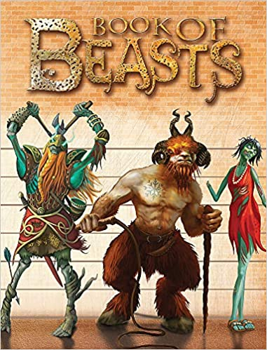Book of Beasts - Hardcover