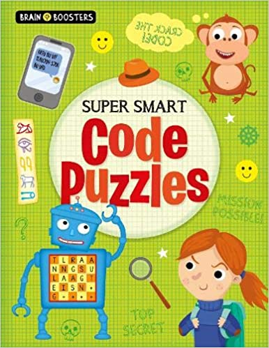 Brain Boosters: Super-Smart Code Puzzles - Paperback
